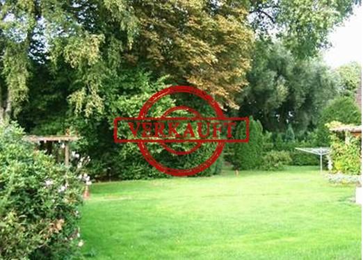 Verkauft - Grundstück in Waldlage-Niendorfer Gehege_1